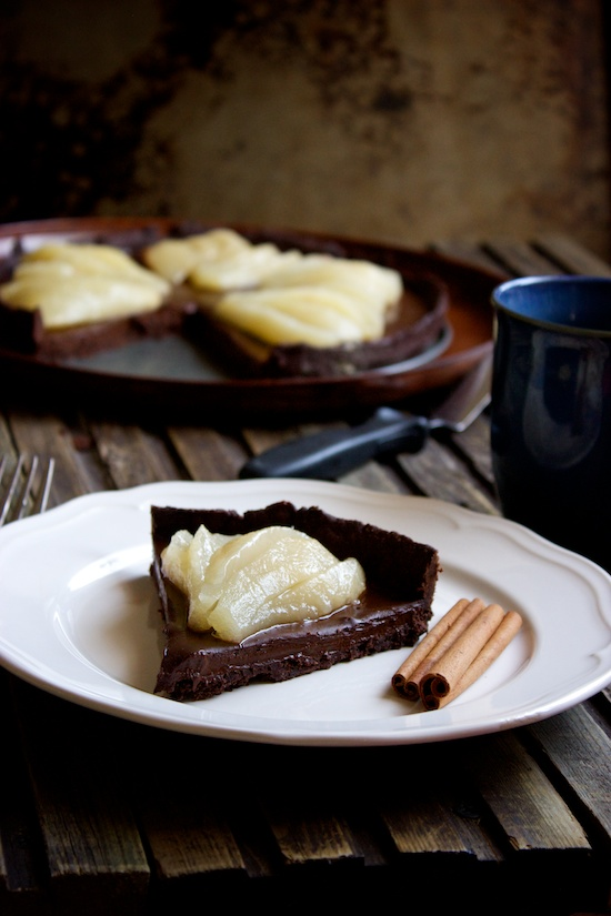 chocolate-spiced-pear-tart-37