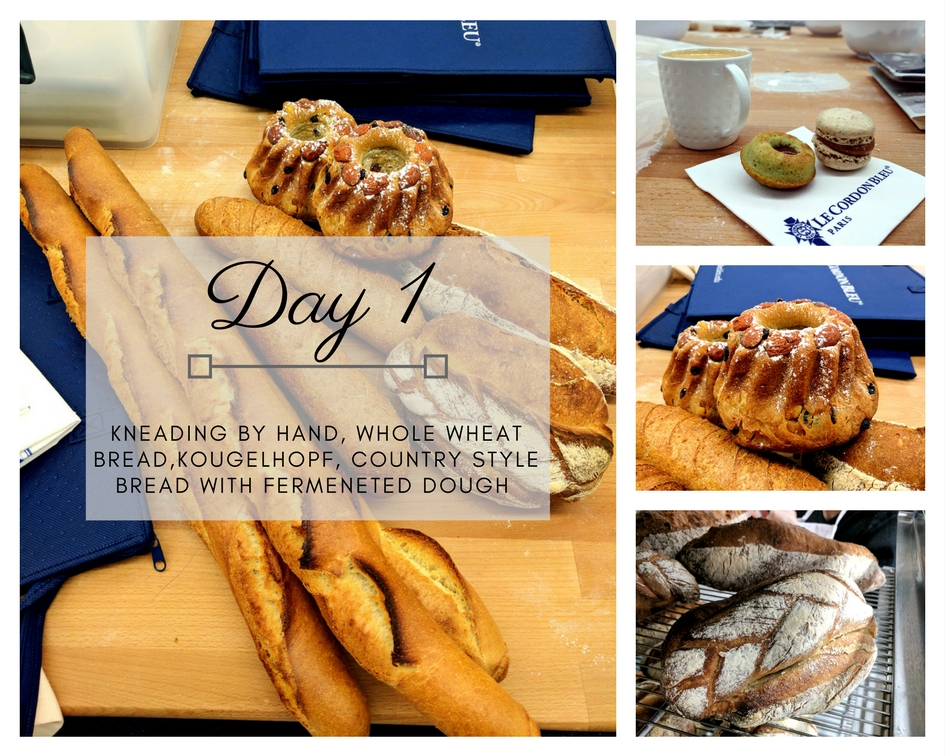 Le Cordon Bleu - Day 1