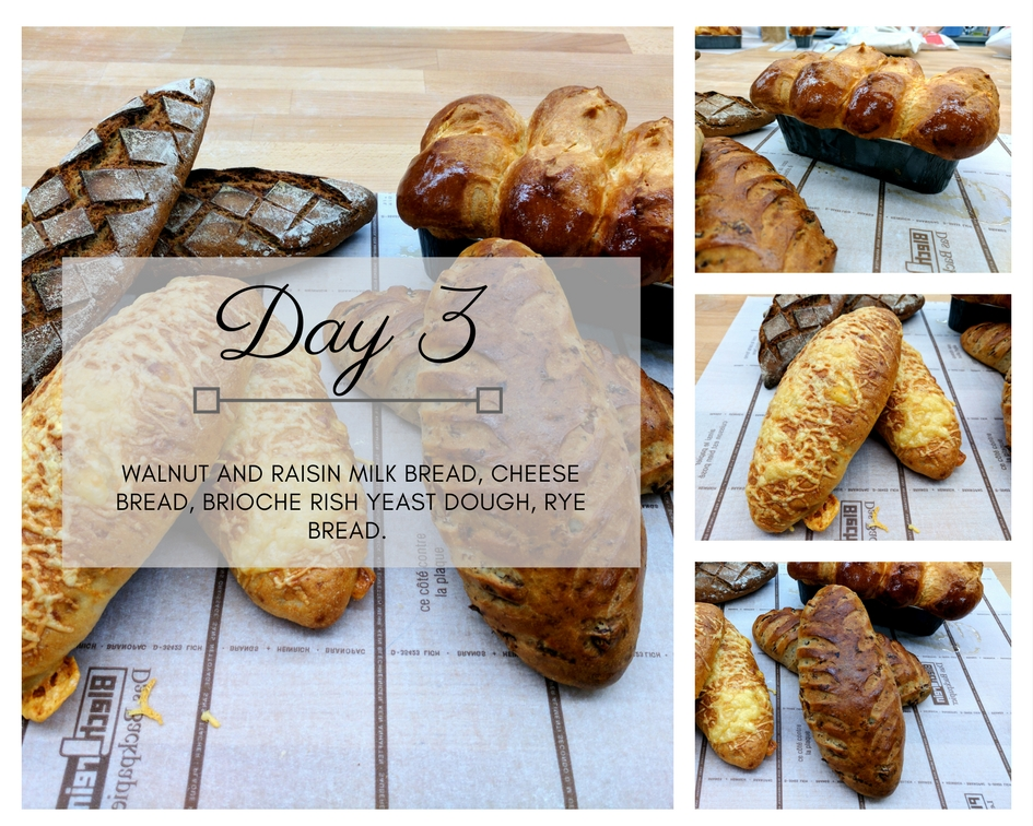 Le Cordon Bleu - Day 3